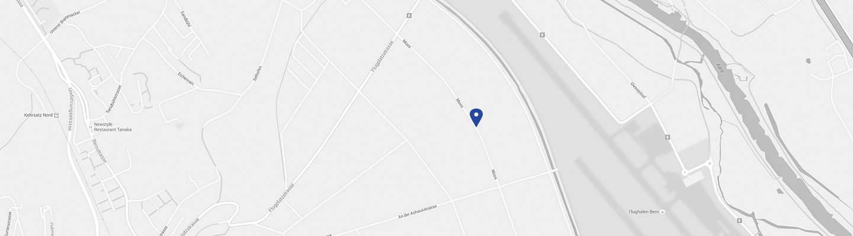 Karte Standort Zürcher Immobilien